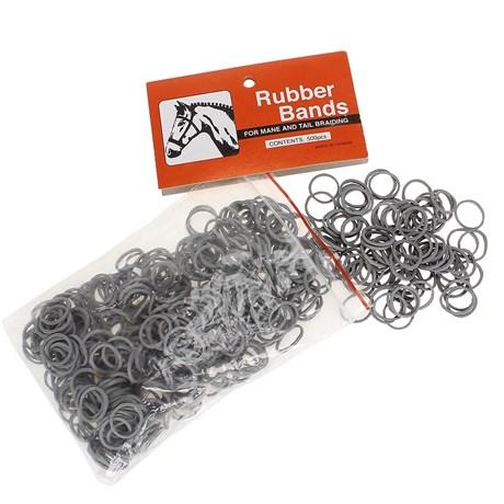 Elástico Importado para Tranças em Crina e Rabo - Rubber Bands 16418