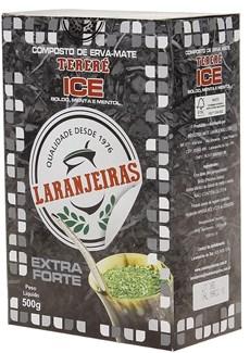 Erva Mate para Tereré Sabor Ice Extra Forte - Laranjeiras