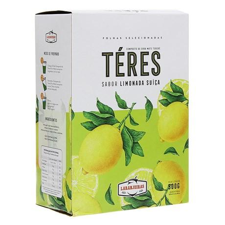 Erva Mate para Tereré Sabor Limonada Suiça Laranjeiras 29101