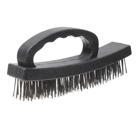 Escova com Cerdas de Aço para Limpeza Pesada Western 29405