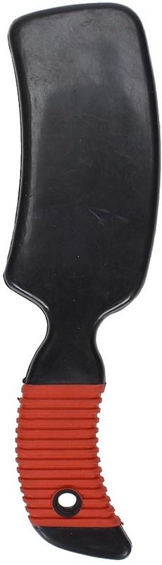 Escova para Cavalo Vermelha com Cerdas de Nylon Bronc-Steel 21651
