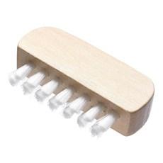 Escova para Lustro de Calçados Nobuck e Carmurça Novax 24250