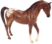 Escultura Breyer Cavalo Appaloosa - 17727