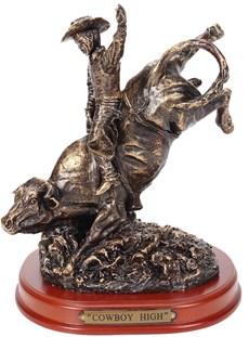 Escultura em Resina - Western Moments 4932