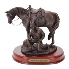Escultura em Resina - Western Moments 4933