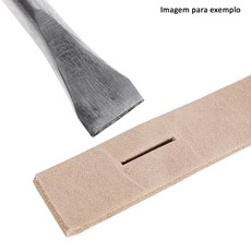 Faca Reta 25mm para Couro - Bronc-Steel 17683
