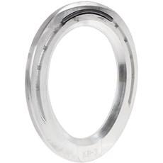 Ferradura de Alumínio Oval Plana Nº3 - Mustad