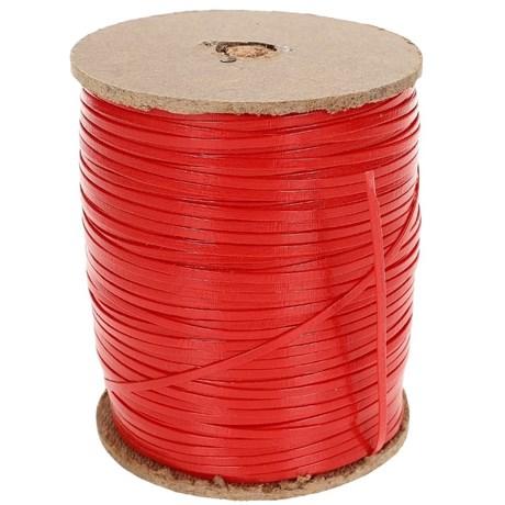 Fitilho para Acabamento Vermelho 250m - Selonit 16357