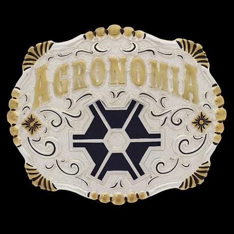 Fivela Agronomia Pelegrini 22533