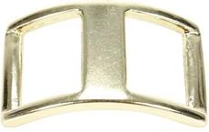 Fivela Canoa 39X24mm Dourada Rodeo West 21467