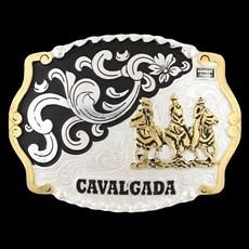Fivela Cavalgada Cowboy Brand 26488