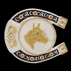 Fivela Country Cabeça de Cavalo Pelegrini 22542