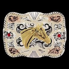 Fivela Country com Strass - Master 18596