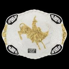 Fivela Country Cowboy Brand 20436