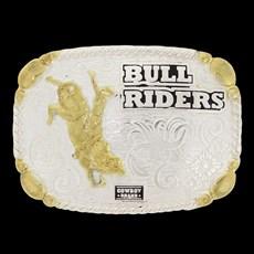 Fivela Country Infantil Cowboy Brand 20090