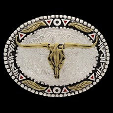 Fivela Country Master Longhorn 22722