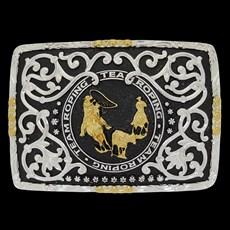 Fivela Country Team Roping Grande Sumetal 23891