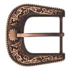 Fivela de Cinto Cowboy Cobre Rodeo West 20939