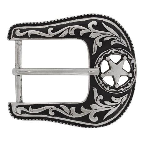 Fivela de Cinto Cowboy Paul Western 20519