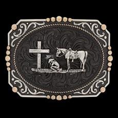 Fivela de Cowboy Paul Western 22122