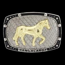 Fivela Infantil Mangalarga Rodeo West 20763