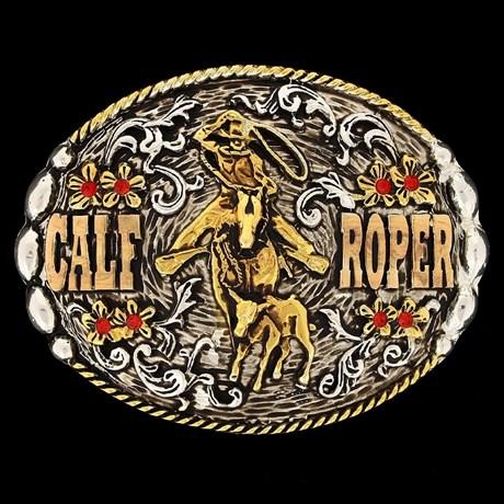 Fivela Master Premium Calf Roper