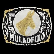 Fivela Muladeiro Cowboy Brand 20443