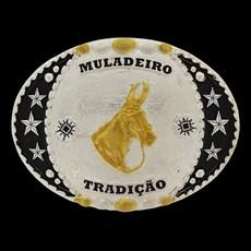 Fivela Muladeiro Cowboy Brand 22908