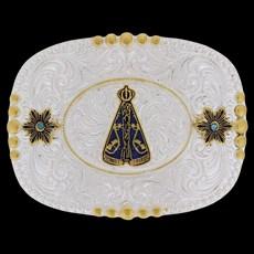 Fivela Nossa Senhora Aparecida Paul Western 23507
