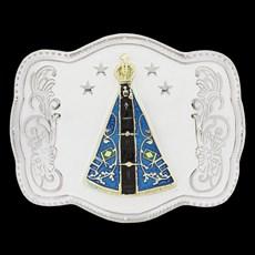 Fivela Nossa Senhora Aparecida Rodeo West 20895