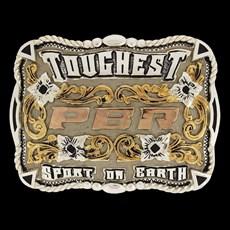 Fivela PBR Premium Toughest Sport on Earth 14829