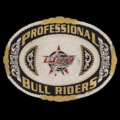 Fivela PBR Professional Bull Riders 15296