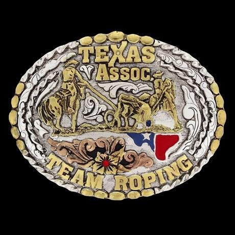 Fivela Texas Team Roping Association - Master 18554
