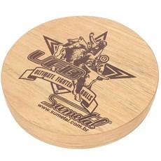Fivela Ultimate Fighter Bulls Fundo Negro e Strass - Sumetal 11658