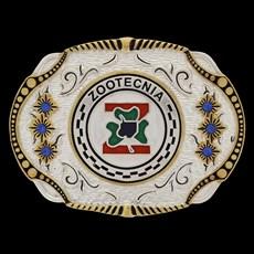 Fivela Zooctenia Pelegrini 22548