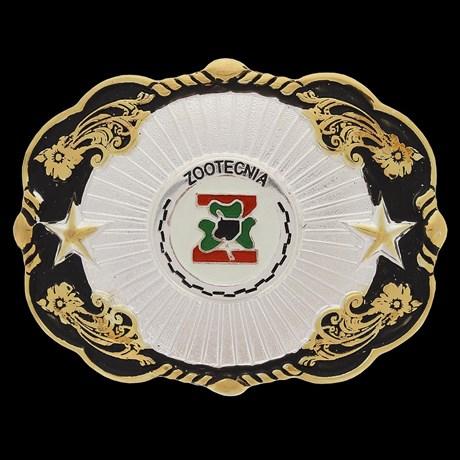 Fivela Zooctenia Pelegrini 22560