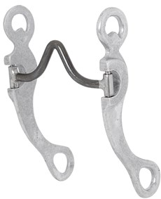 Freio de Alumínio para Cavalo Portal Alto Vinagre 20120