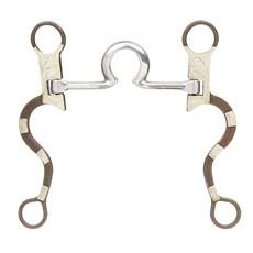 Freio Para Cavalo Boots Horse Bit Spoon Port MTH GS Trim 27670