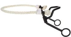 Freio para Cavalo Metalab 251075 Rope Noseband Quick Stop Level 4