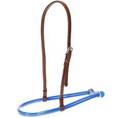 Gamarra para Cavalo de Couro e Peia Azul Top Equine 20933