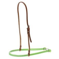 Gamarra para Cavalo de Couro e Peia Verde Top Equine 28046