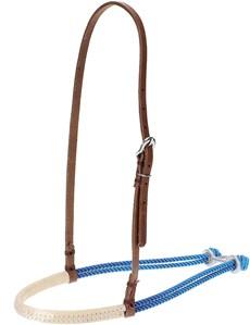 Gamarra para Cavalo Fabricada em Couro e Peia Azul - Top Equine 19260