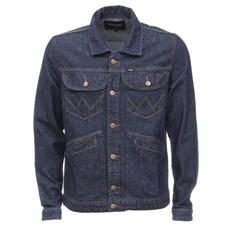 Jaqueta Jeans Azul Masculina Original Wrangler 29113