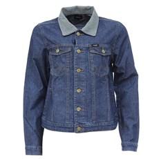 Jaqueta Jeans Feminina Azul Original Wrangler 27570