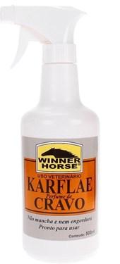 Karflae Cravo Repelente de Moscas com Pulverizador - Winner Horse 3531
