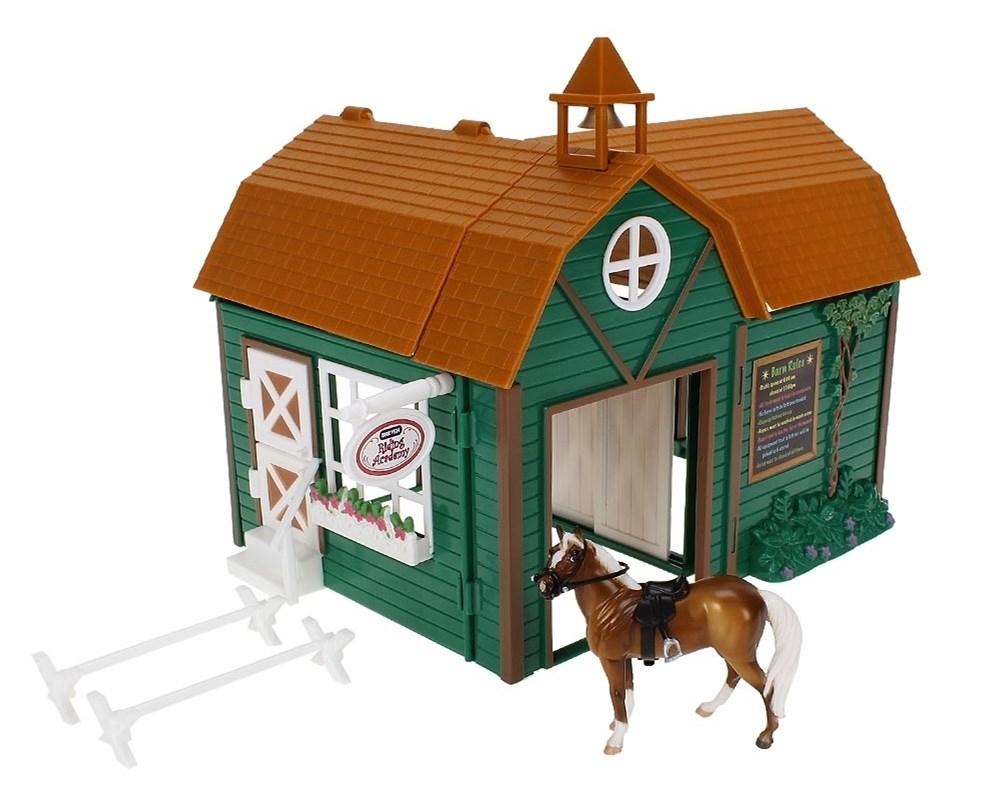 Kit Academia de Equitação - Breyer 17710