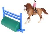 Kit Breyer Cavalo e Cavaleiro - 17714