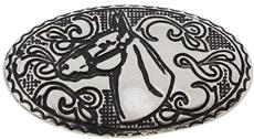 Kit com 10 Margaridas Cabeça de Cavalo 39mm Rodeo West 20878
