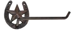 Kit de Cabides de Metal para Banheiro - Western Moments 12388