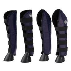 Kit Protetor de Viagem Boots Horse Azul Marinho Longo 25863